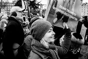 Geneva Women's March for Dignity